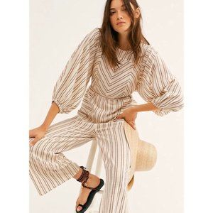 Free People Kenny One Piece Jumpsuit. S